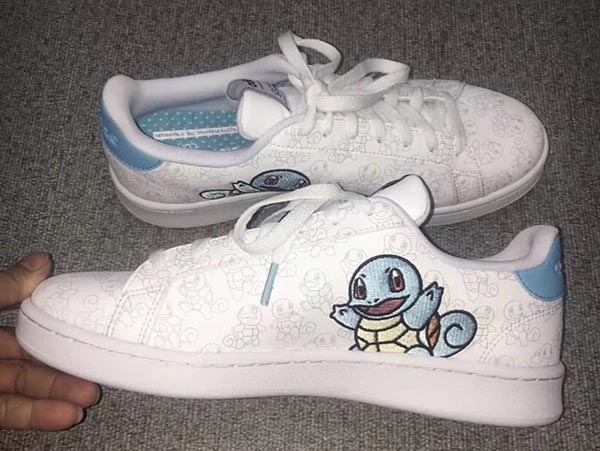 The Pokémon Company s'associe avec Adidas !