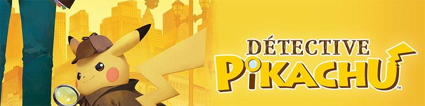 Détective Pikachu sur Nintendo 3DS