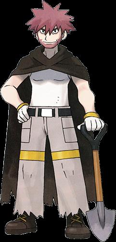Charles de Joliberges Pokémon Platine