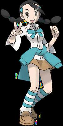 Gladys de Frimapic Pokémon Platine
