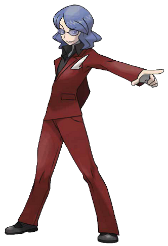 Conseil 4 Lucio Pokémon Platine