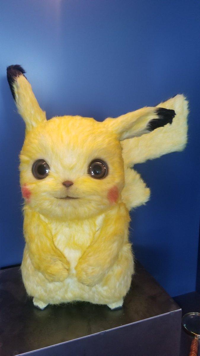 Détective Pikachu, le film, se dévoile via un trailer !