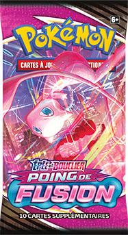 Booster Épée et Bouclier - Point de Fusion - Mew Dynamax