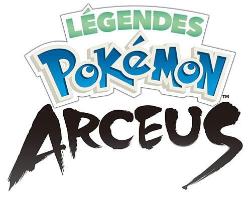 Dossier Légendes Pokémon : Arceus