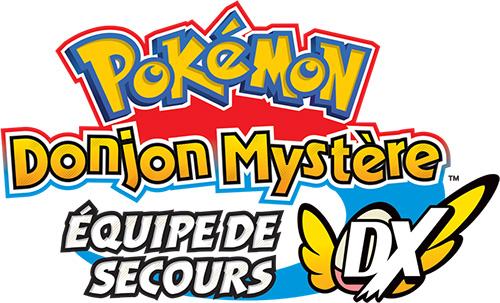 Dossier Pokémon Donjon Mystère : Équipe de Secours DX