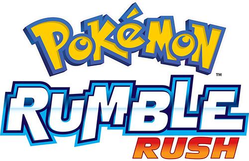 Dossier Pokémon Rumble Rush