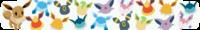 New Pokémon Snap - Titre d'exploration - Fan d'Évoli