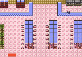 Casino de Doublonville Pokémon Or et Argent