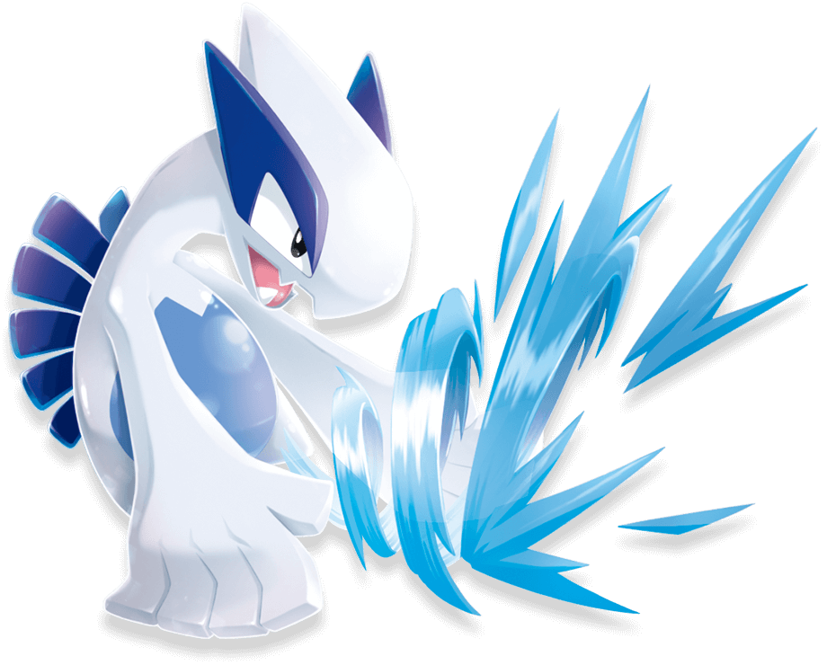 Artwork de Lugia - Pokémon Rumble Rush
