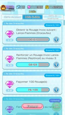 Pokémon Rumble Rush - Défis limités