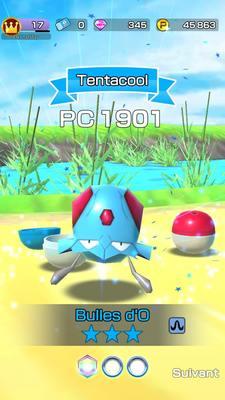 Pokémon Rumble Rush - Les différentes Pokéballs