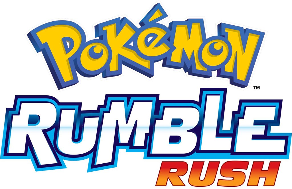 Logo Pokémon Rumble Rush