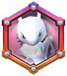 Pokémon Rumble Rush - Rouage Invoc Coupe Psycho (Mewtwo)