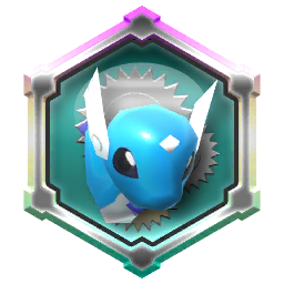 Pokémon Rumble Rush - Rouage Invoc Dracochoc (Draco)