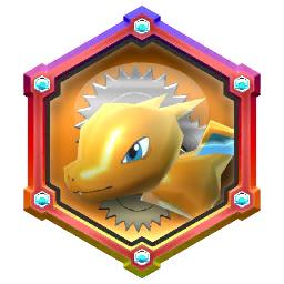 Rouage Inv Lance-Flammes Dracaufeu - Pokémon Rumble Rush