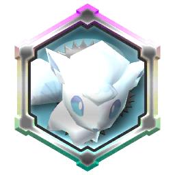 Rouage Inv Laser Glace Goupix d'Alola - Pokémon Rumble Rush