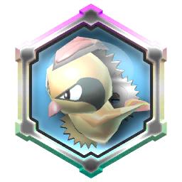 Rouage Inv Piqué Roucarnage - Pokémon Rumble Rush
