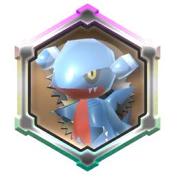 Pokémon Rumble Rush - Rouage Invoc Séisme (Carmache)