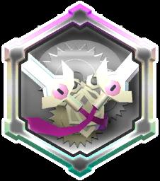 Pokémon Rumble Rush - Rouage Invoc Tête de Fer (Dimoclès)