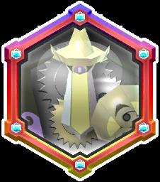 Pokémon Rumble Rush - Rouage Invoc Tête de Fer (Exagide)