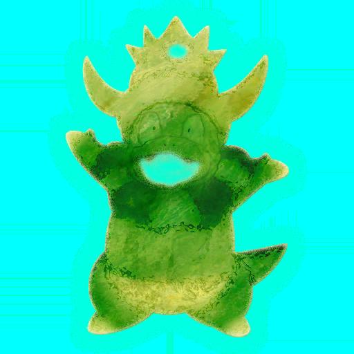 Zone de Pokémon Rumble Rush - Mer Ectoplasma