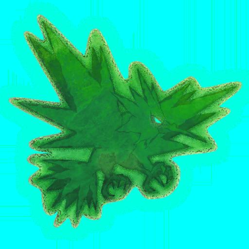 Zone de Pokémon Rumble Rush - Mer Électhor