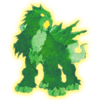 Zone de Pokémon Rumble Rush - Mer Entei