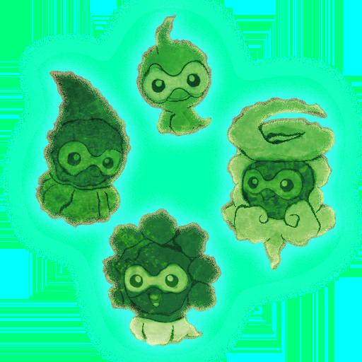 Zone de Pokémon Rumble Rush - Mer Morphéo