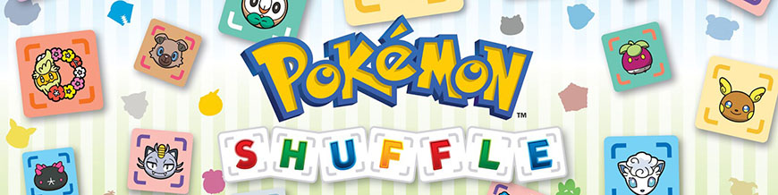 Pokémon Shuffle sur Mobile