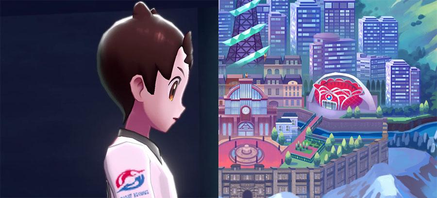 Arènes de Pokémon X et Y