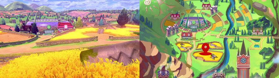 Pokémon Épée et Pokémon Bouclier