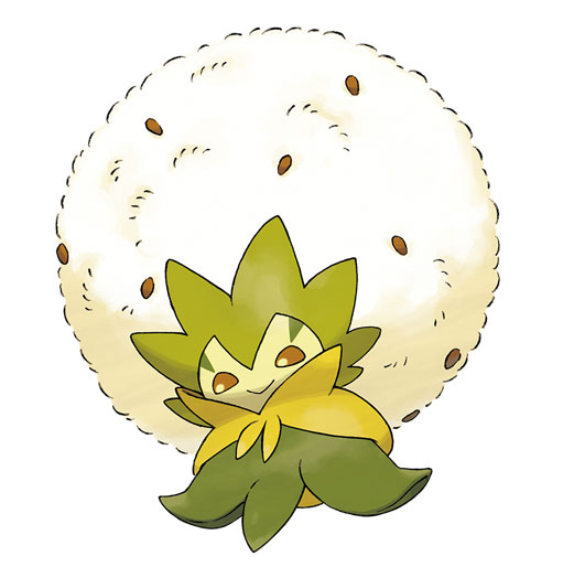 Blancoton Pokémon Épée et Bouclier