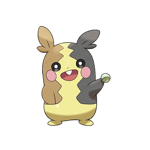 Morpeko Pokémon Épée et Bouclier