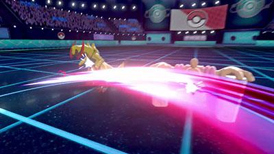 Abattage Pokémon Épée et Bouclier