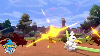 Joute Astrale Pokémon Épée et Bouclier