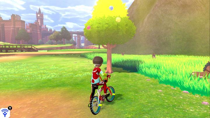 Arbre à baies - Siège du Géant Pokémon Épée et Bouclier