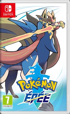 Pokémon Épée et Bouclier : où pré-commander les jeux ?