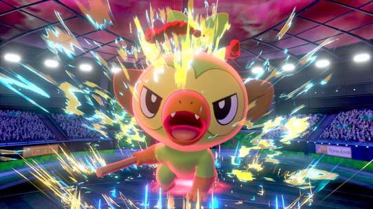 Les Capacités Dynamax Pokémon Épée et Bouclier
