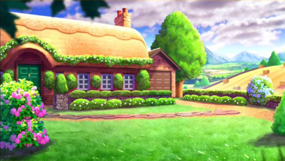 Liste des concept arts Pokémon Épée et Bouclier
