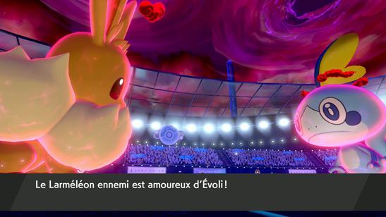Évoli Gigamax Pokémon Épée et Bouclier