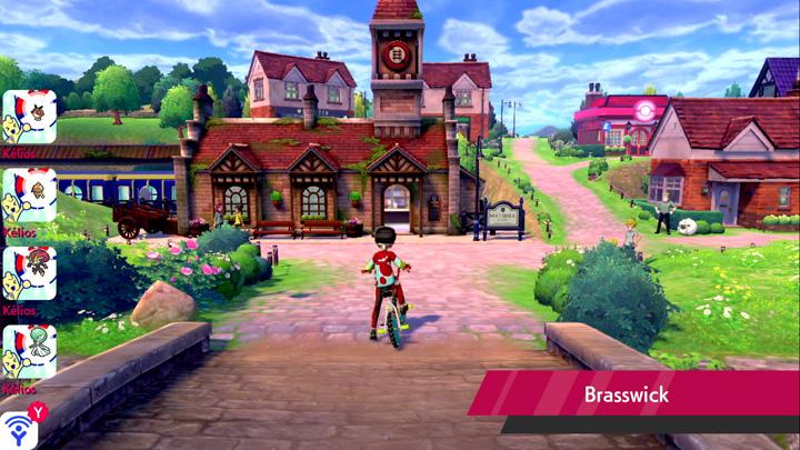 Brasswick Pokémon Épée et Bouclier