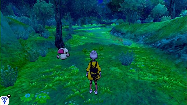 Forêt Flexion Isolarmure Pokémon Épée et Bouclier