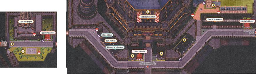 Carte - Kickenham Pokémon Épée et Bouclier
