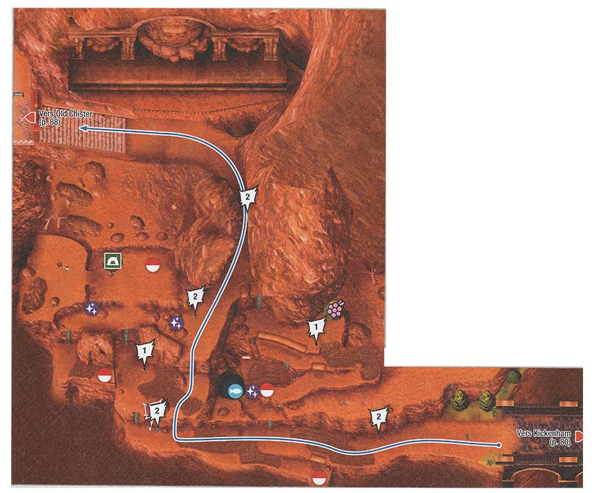 Carte - Route 6 Pokémon Épée et Bouclier