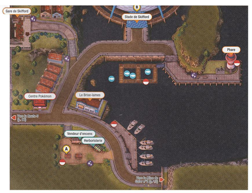 Carte - Skifford Pokémon Épée et Bouclier