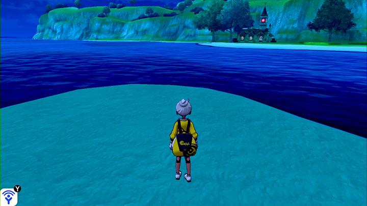 Mer Eau-Hisse Isolarmure Pokémon Épée et Bouclier