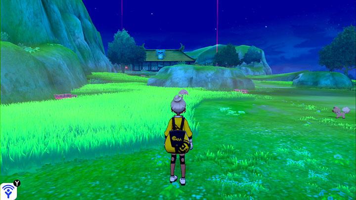 Plaine Salutation Isolarmure Pokémon Épée et Bouclier