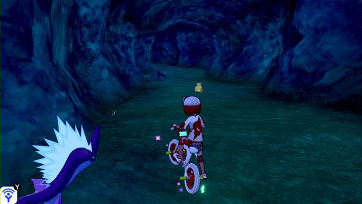 Voie des Étirements Isolarmure Pokémon Épée et Bouclier