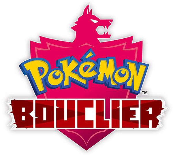 Logo Pokémon Épée et Pokémon Bouclier