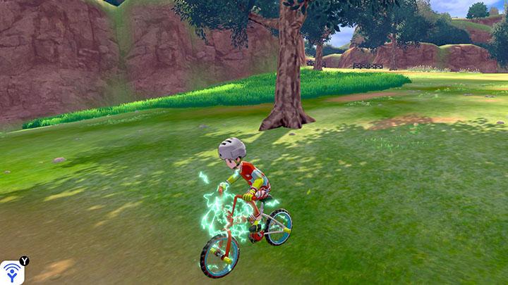 Motismart Bicyclette Pokémon Épée et Bouclier